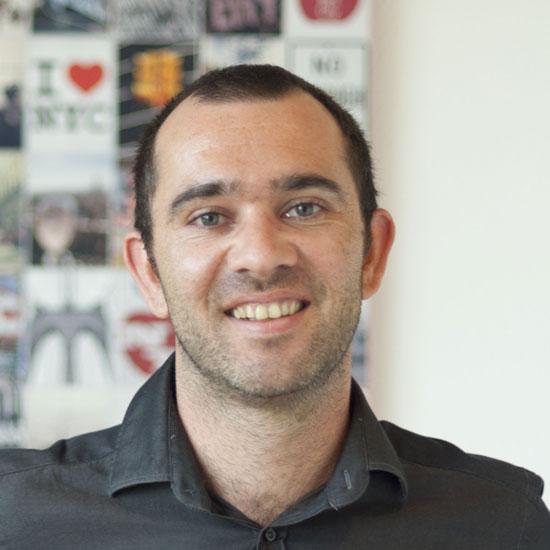 Gwenael SANDRIER – Integrateur Web – Formateur front-end – CEFii